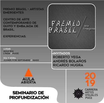 Aula Abierta Premio Brasil