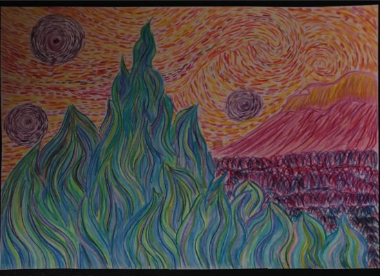 Jeremy Jara, Estudio Van Gogh