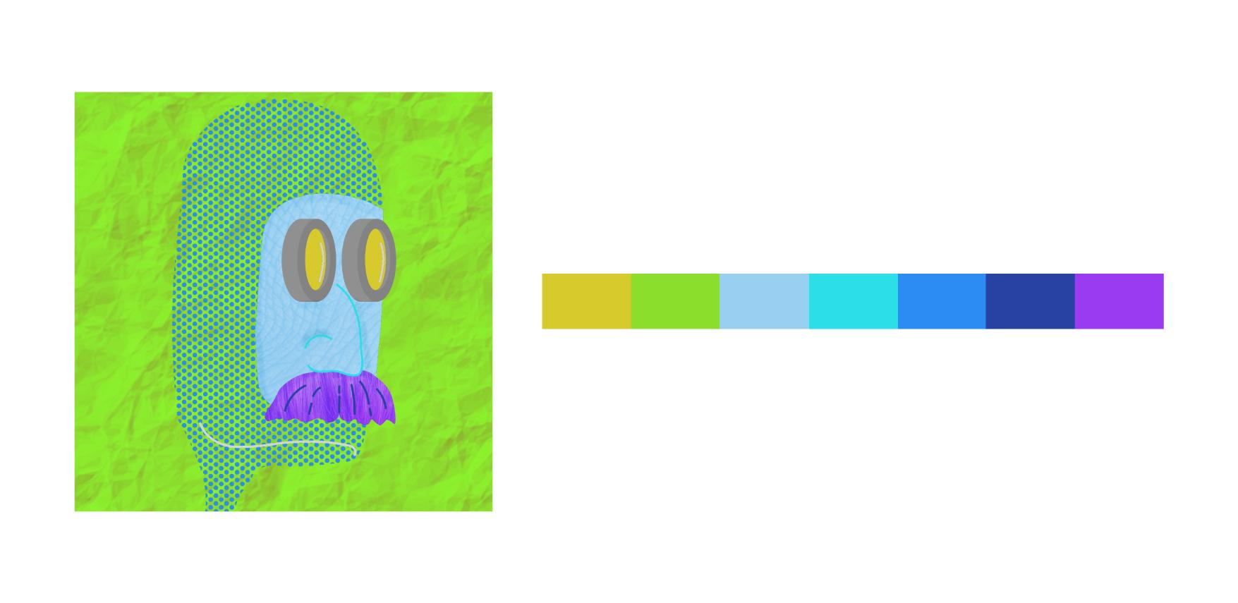 030 ARIEL VELASTEGUÍ the guy a partir de Warhol 2020-03