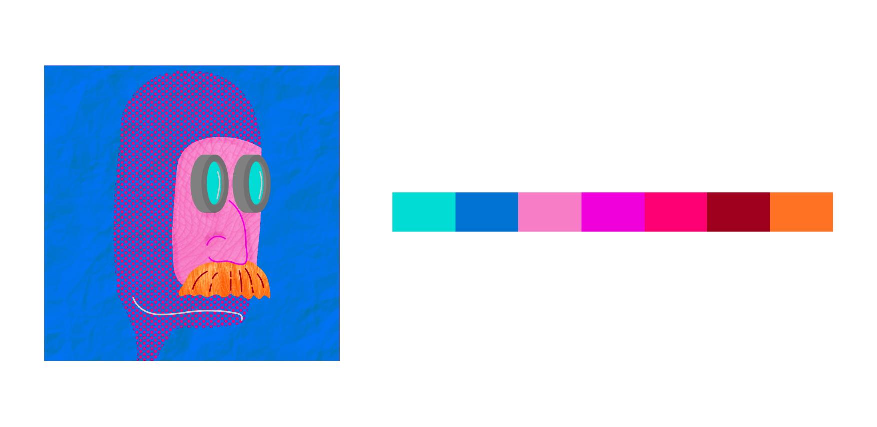 030 ARIEL VELASTEGUÍ the guy a partir de Warhol 2020-04