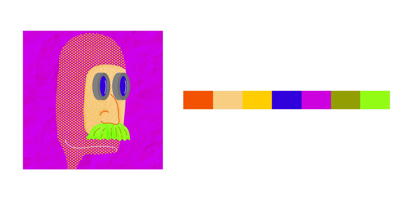 030 ARIEL VELASTEGUÍ the guy a partir de Warhol 2020-08